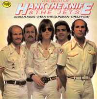 The Best Of Hank The Knife &  The Jets